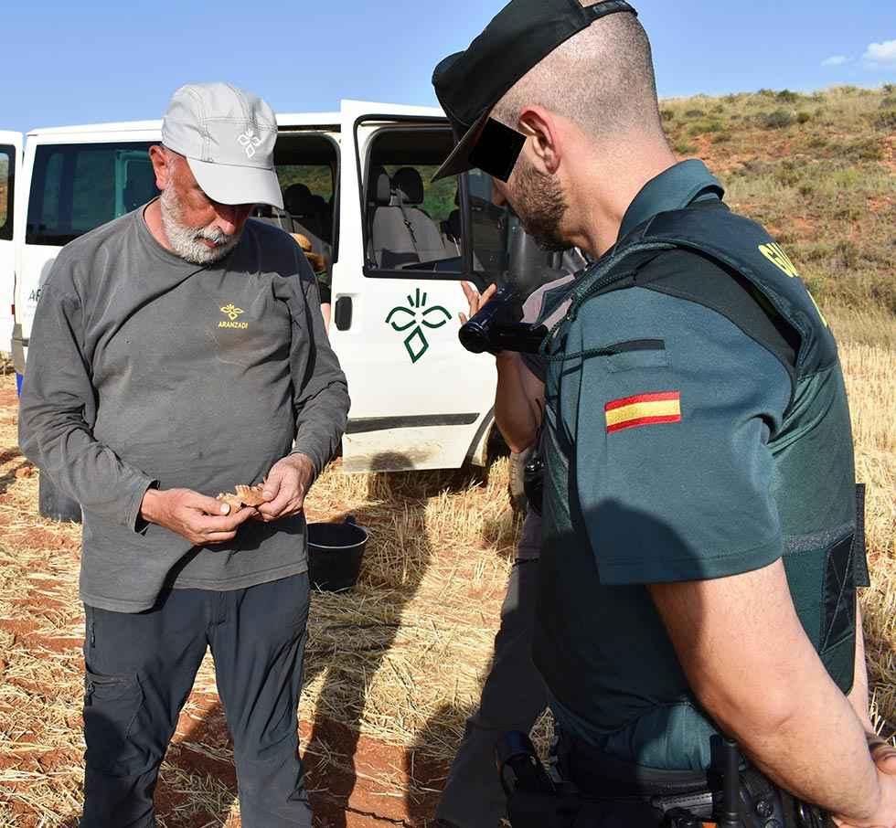 Localizados restos de dos represaliados en La Riba de Escalote