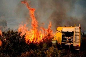 UGT pide dimisiones por incendio de Ávila