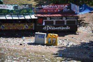 Las fiestas de San Juan generan 200 toneladas de residuos