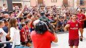 Venta anticipada de partido Atlético de Madrid-Numancia