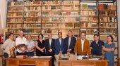 El Archivo Histórico facilita consulta de fondos del instituto Machado