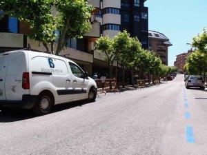 Cortes de tráfico por obras de abastecimiento en Soria