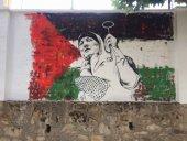 Mural del Movimiento Ciudadano por la Paz en Soria