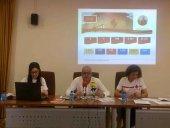 Elección de las presidencias de las asambleas comarcales de Cruz Roja