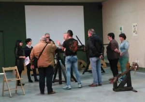 Los clubes de lectura retoman las visitas literarias al Museo del Traje
