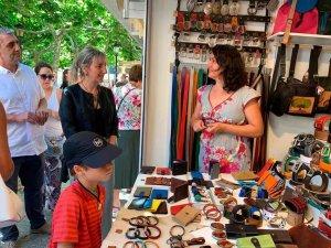 La XXXVI Feria de Artesanía expone la capacidad de oficios artísticos