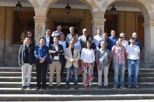 El Instituto Europeo de Micología celebra su octava asamblea en Soria