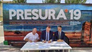 Bankia apoyalos proyectos de El Hueco por segundo año consecutivo