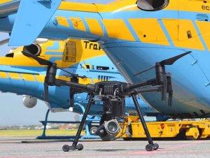 La DGT comienza a multar a través de drones