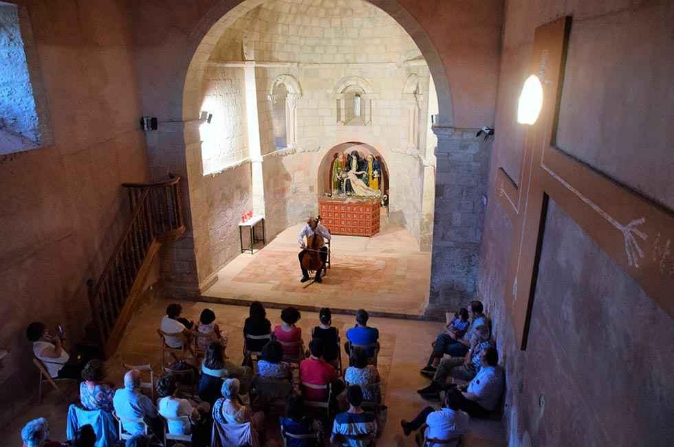 Las 42 jornadas musicales de Calatañazor llegan a su ecuador