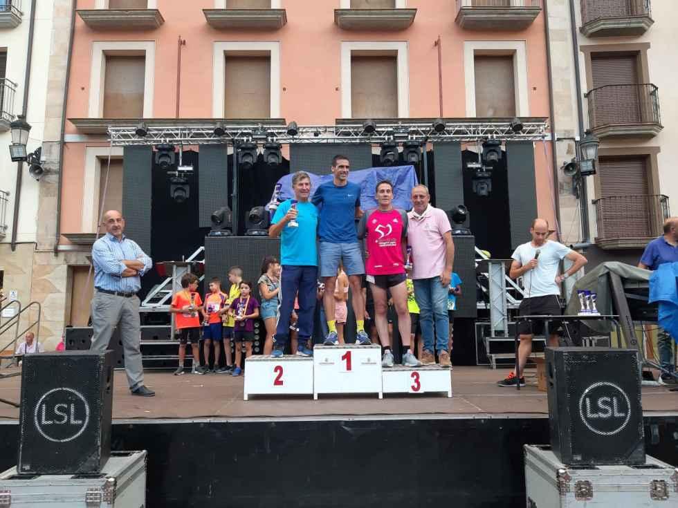 Más de 400 participantes en XXVII Carrera Fermín Cacho