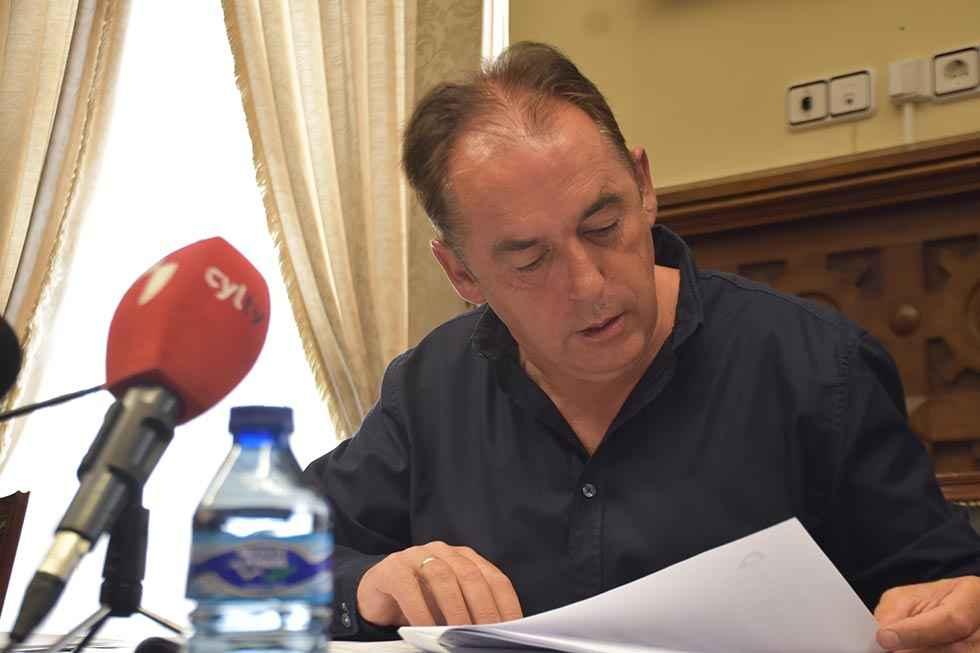 """Serrano: """"Nuestra esperanza es revisar a mejor el Plan Soria"""""""
