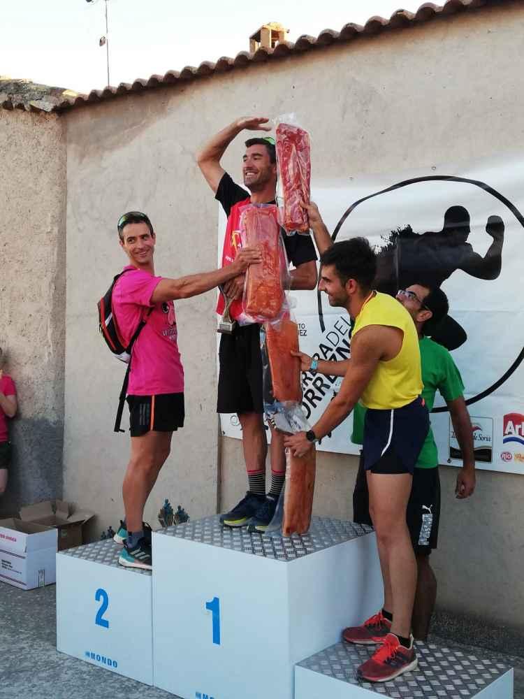 Ganadores de la VI Carrera del Torrezno