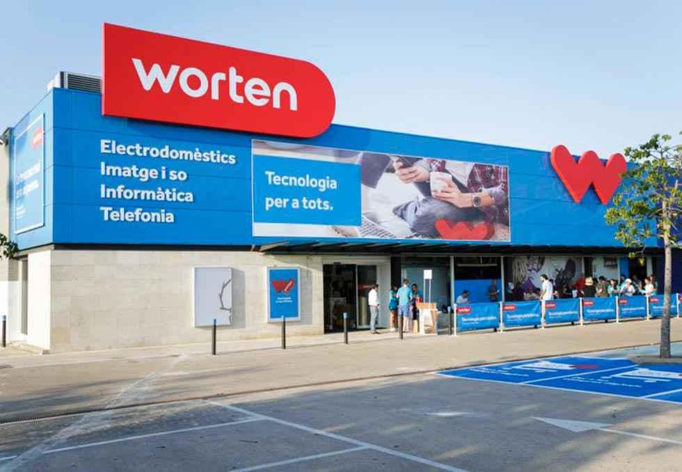 Worten cierra tres años después de su apertura