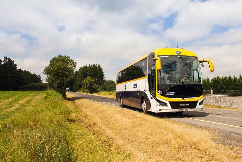 En tramitación el Mapa de Ordenación del transporte público de viajeros