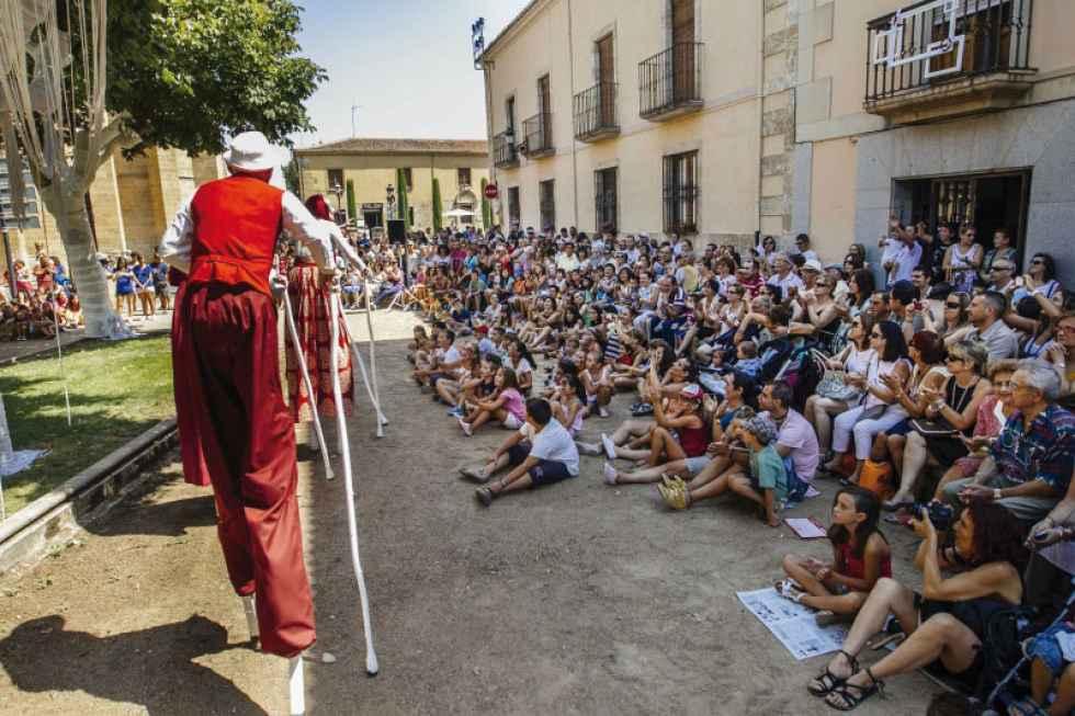 La Feria de Teatrocelebra el centenario del nacimiento de Delibes