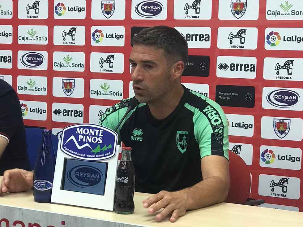 """Carrión: """"Vamos a Tenerife con ganas de conseguir los 3 puntos"""""""