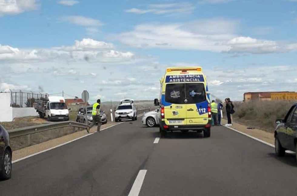 Nueva víctima mortal en un accidente en la N-122