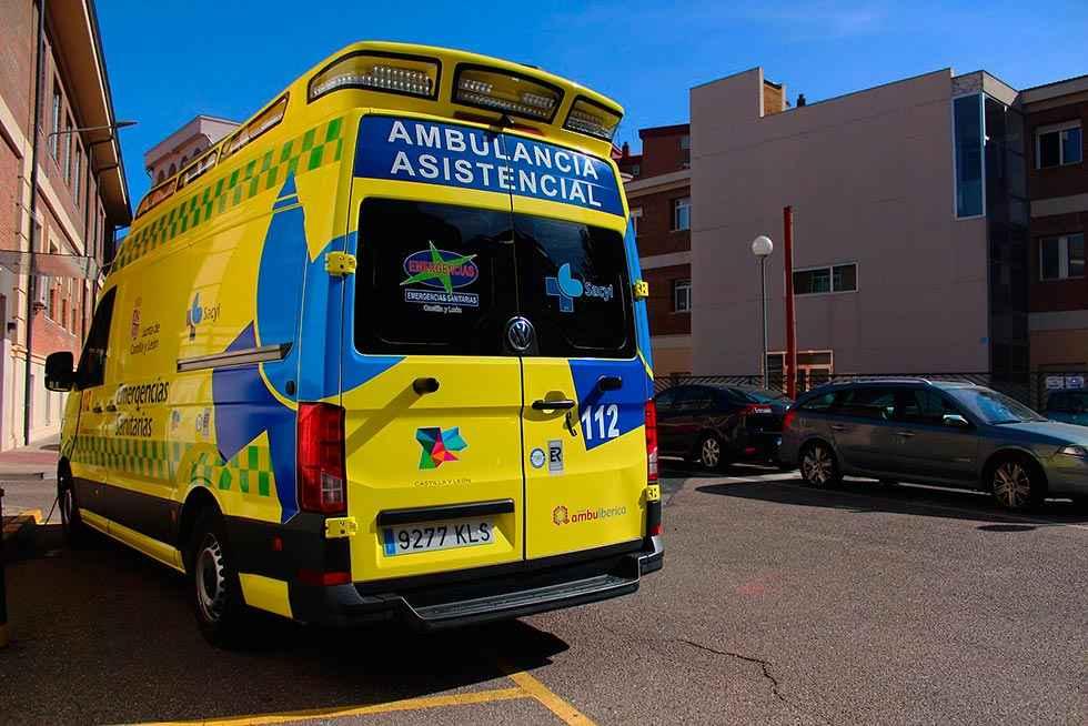Muere un joven en Segovia al recibir descarga y caer de la torre eléctrica