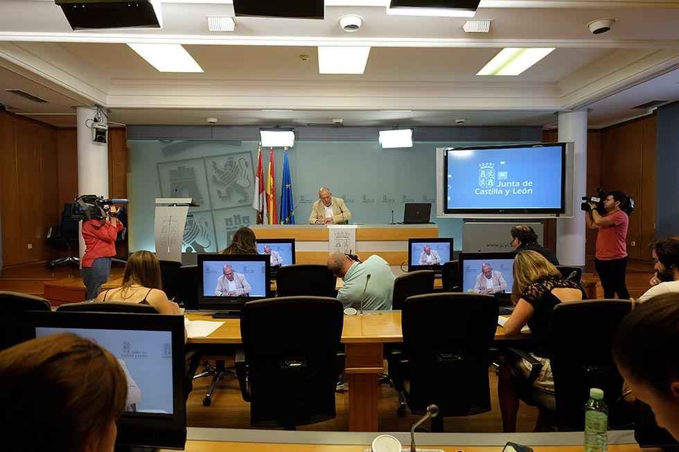 La Junta invirtió 11,4 millones en publicidad institucional en 2018
