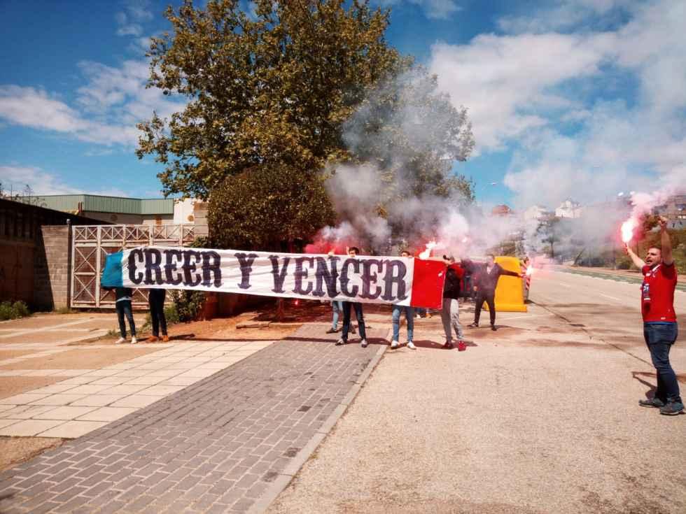 El Numancia suma su primera victoria, frente al Mirandés y el VAR