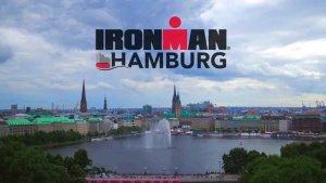 Víctor Corchón finaliza el Ironman de Hamburgo