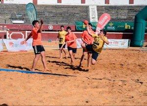 Comienza el II Torneo de Balonmano Playa