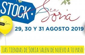 """La feria """"Stock en Soria"""" reúne ofertas de 36 comercios"""