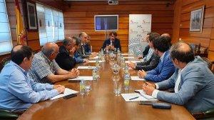 La Junta y Fecalbús avanzan en ordenación del transporte de viajeros