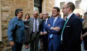 Mañueco solicita al presidente del Gobierno que garantice financiación