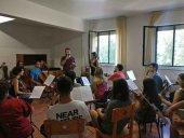 """Concierto de los alumnos de """"Hagamos Música en Soria"""""""