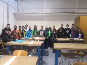 Dieciséis alumnos completan formación en TIA Portal