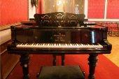 Concierto del pianista David Garijo en el Casino