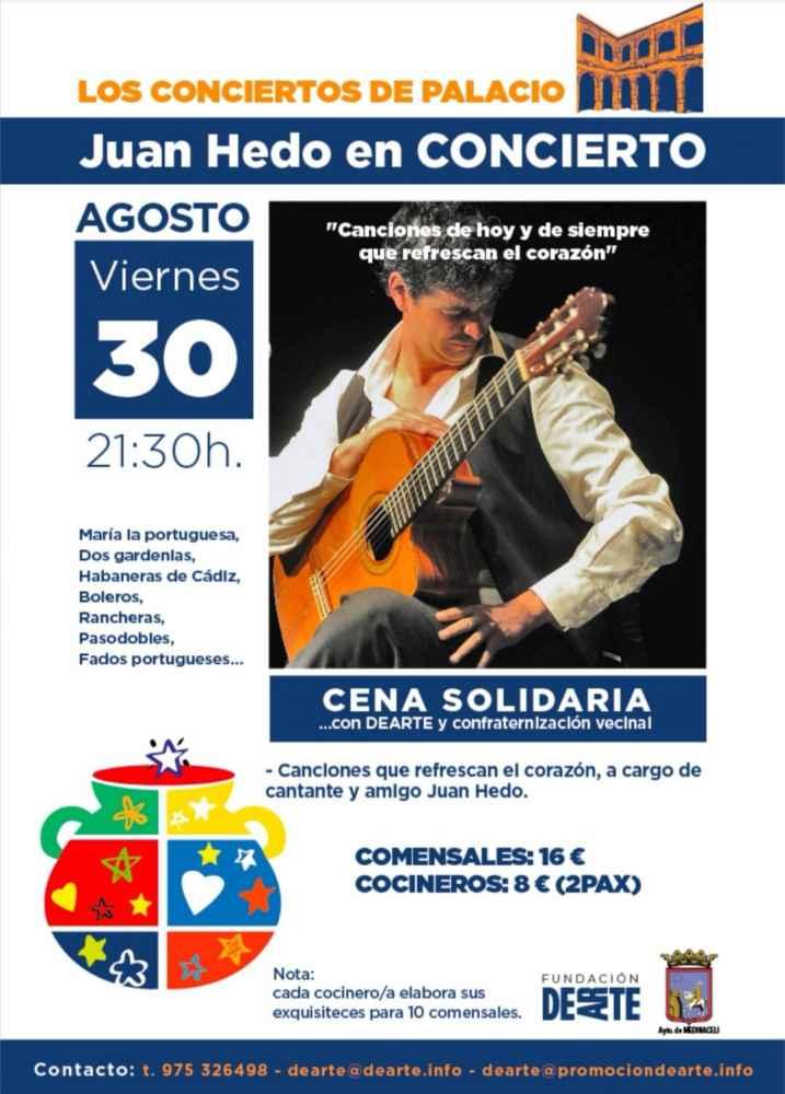 Juan Hedo triunfa en XI aniversario de la Fundación DeArte