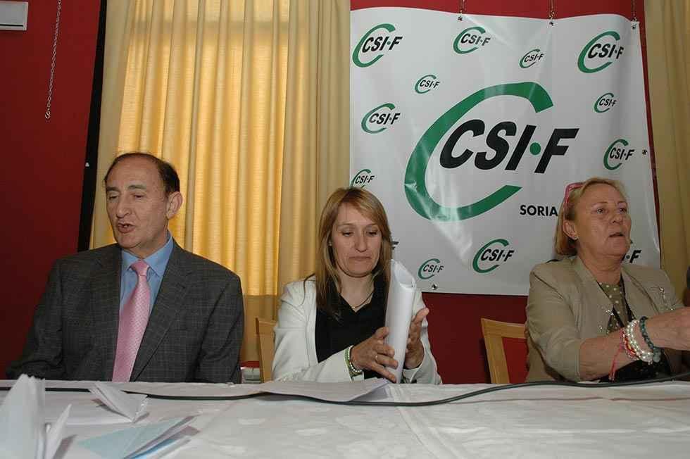 """CSIF reclama a Educación un calendario real de negociación """"real y urgente"""""""