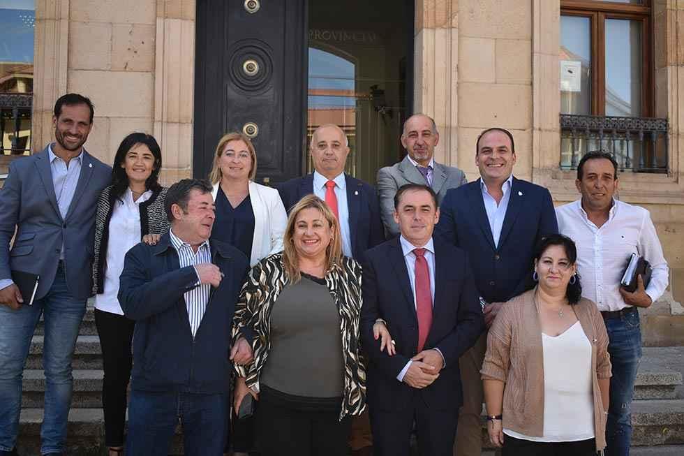 Yolanda de Gregorio, nueva delegada territorial de la Junta en Soria