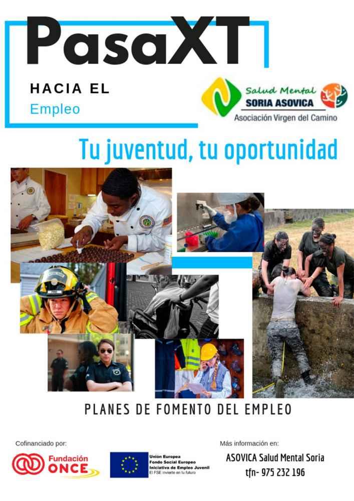 """Asovica inicia programa """"PasaXT hacia el empleo"""""""