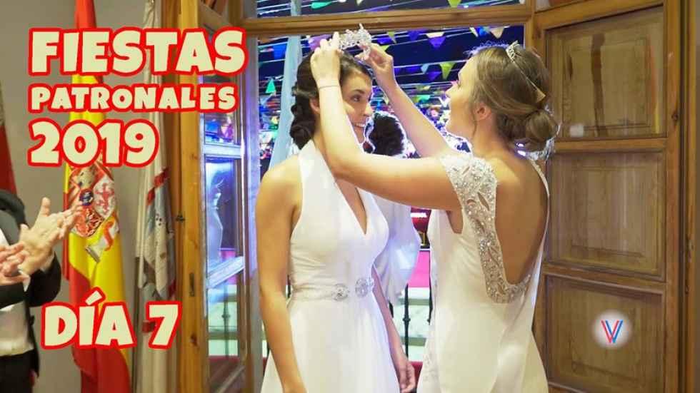 Video del primer día de fiestas en San Esteban de Gormaz