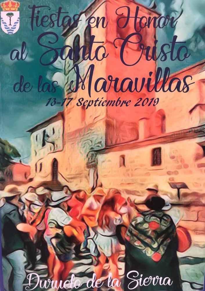 Programa oficial de las fiestas patronales de Duruelo de la Sierra