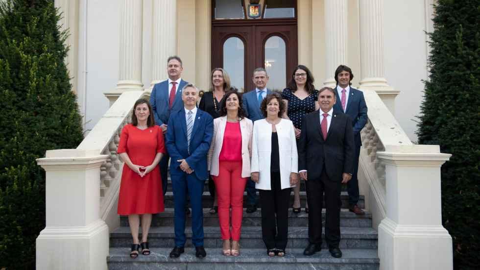 Una agredeña forma parte del Gobierno de La Rioja