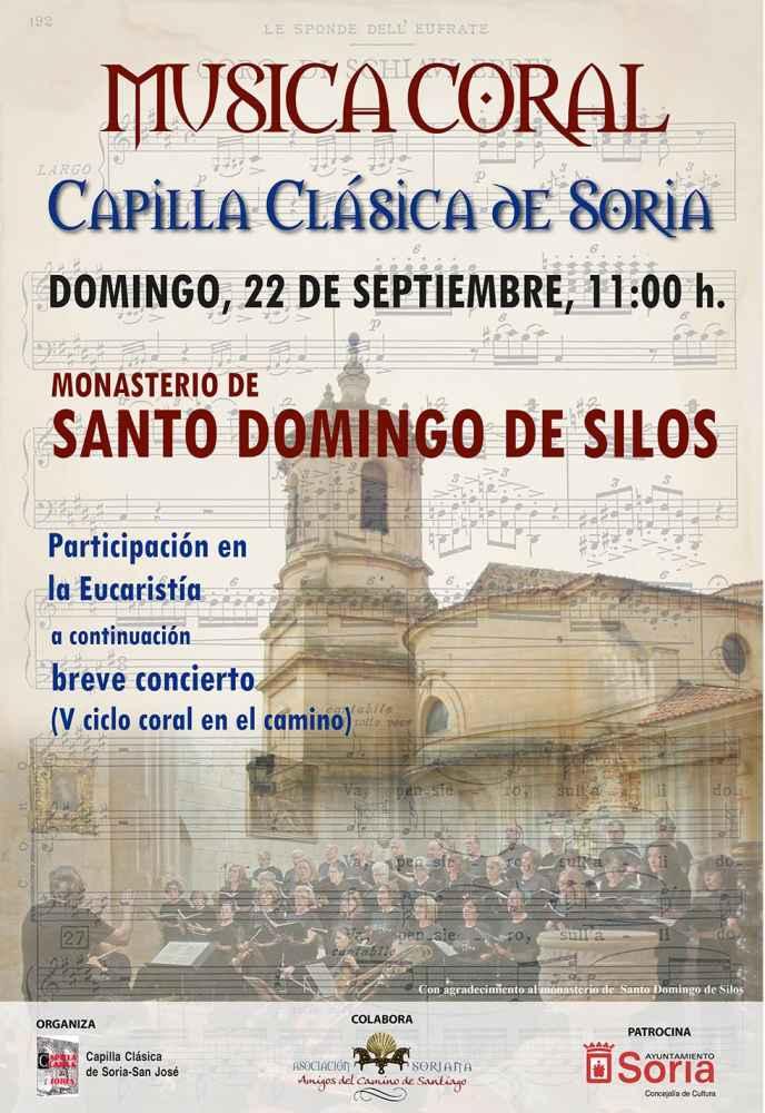 La Capilla Clásica de Soria, en Santo Domingo de Silos