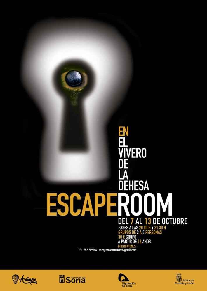 """El """"escape room"""" de las Ánimas agota plazas y se amplía"""