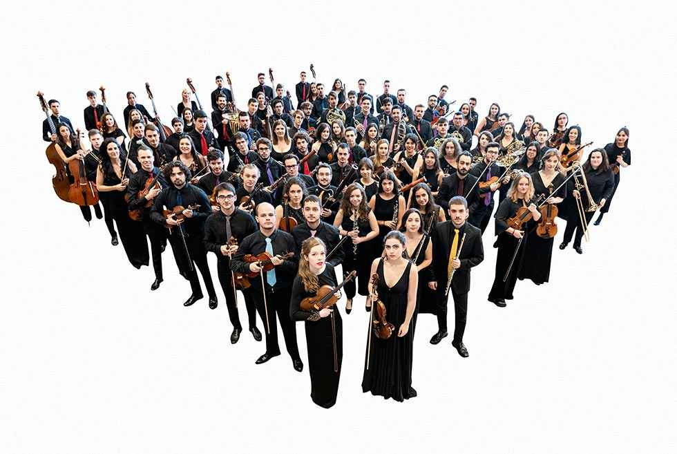 Tercer concierto de la JONDE en el FOMS