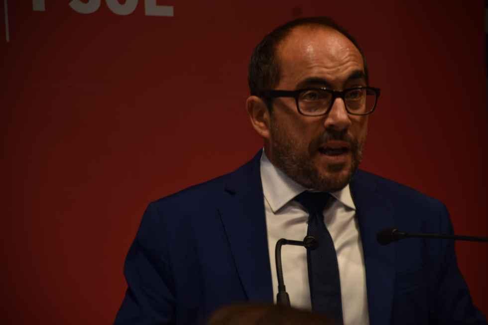El PSOE presenta su propuesta para repartir el Plan Soria 2019