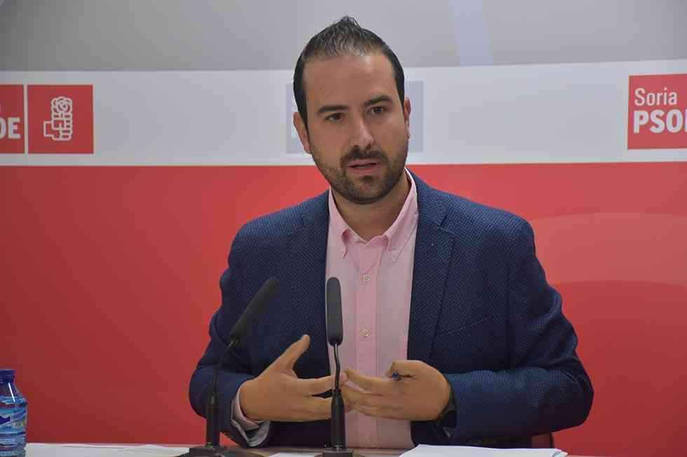El Consejo de Cuentas explica el FCI, que perjudica a Soria, según el PSOE