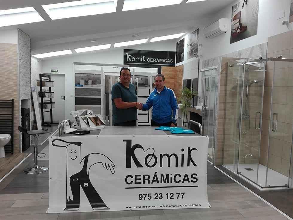 El Club Bádminton Soria consigue un nuevo patrocinador