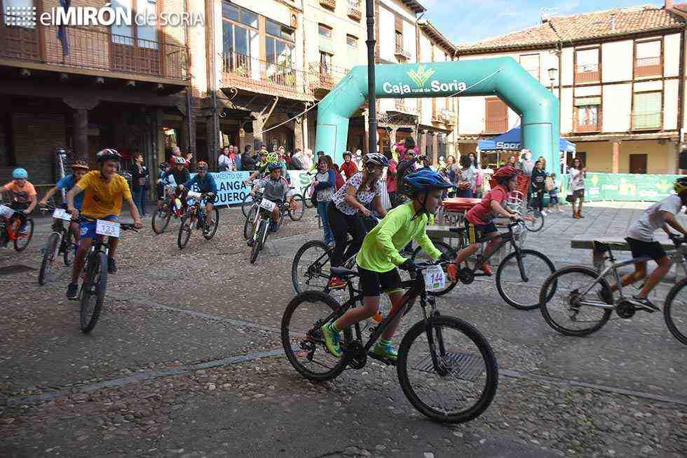 Clasificaciones de IV Marcha ciclista BTT berlanguesa