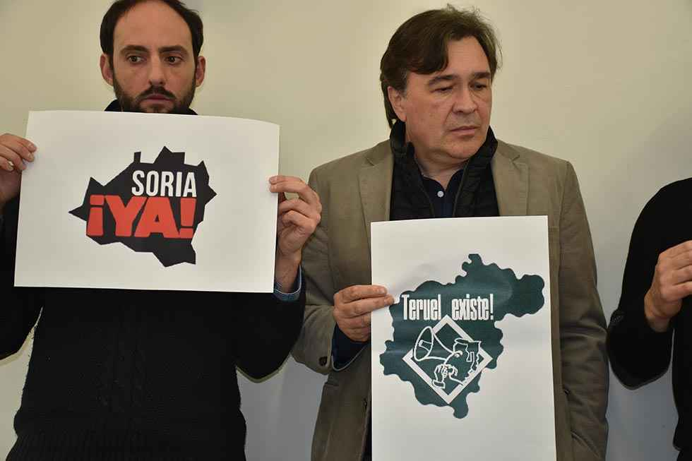 La Soria ¡Ya! descarta de momento presentarse a las elecciones