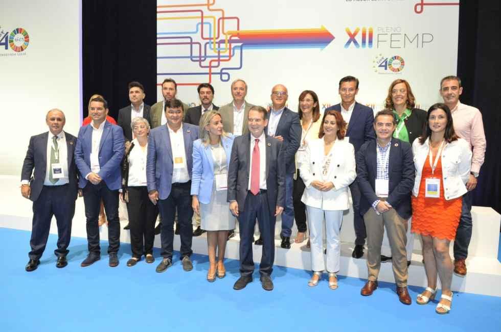El alcalde de Valladolid sustituye al de Soria en la FEMP