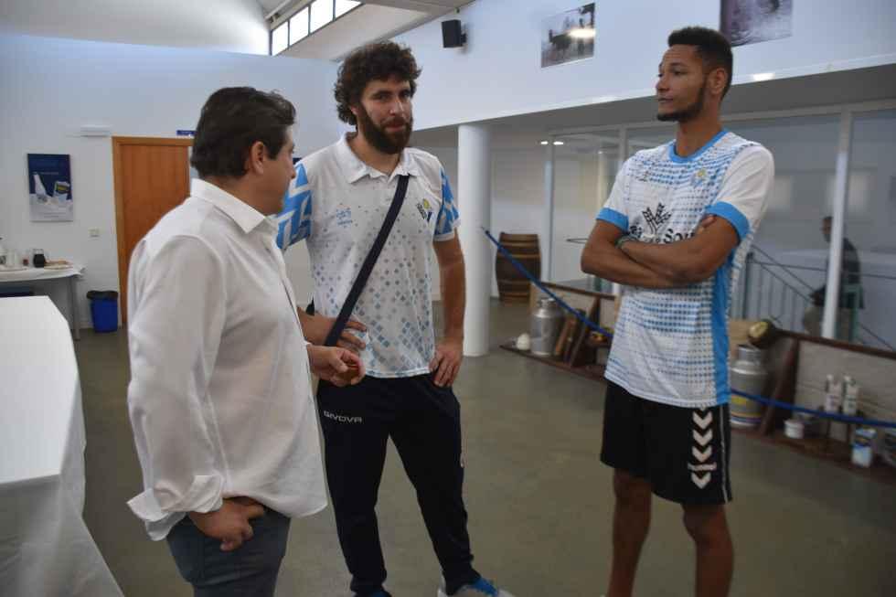 El internacional Colito quiere ser protagonista con Río Duero